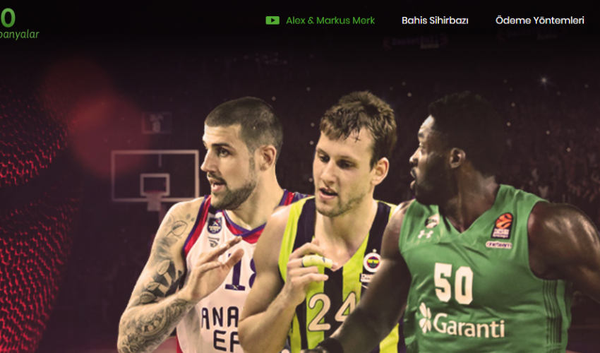 Bets10'da 200 TL Euroleague Bonusu