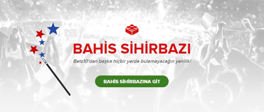 Bets10 Bahis ve Bahis Sihirbazı